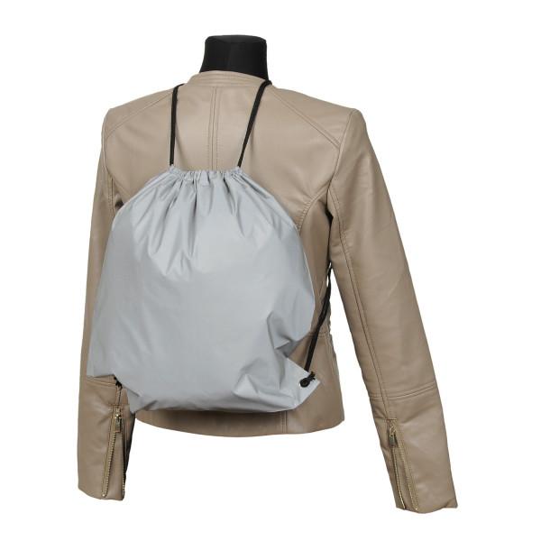 Светоотражающий мешок-рюкзак Refloactive