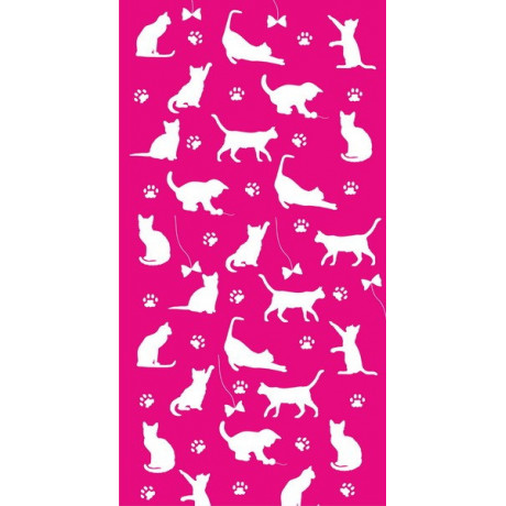 """Бандана-трансформер """"Pink Cats"""""""