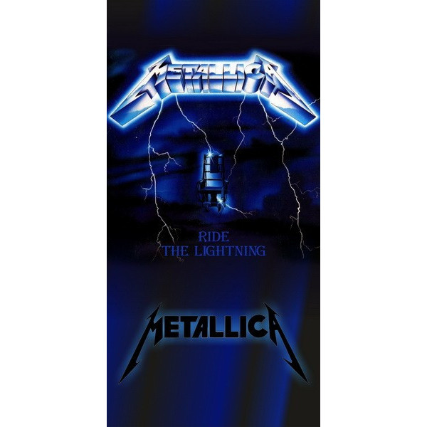 """Бандана-трансформер (бафф), """"Metallica"""""""