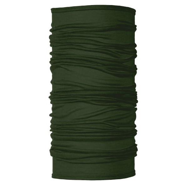 Бандана-трансформер (бафф), тёмно-зелёная
