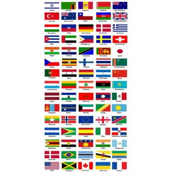 Бандана-трансформер Флаги Т