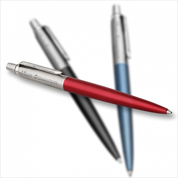 Ручка Parker JOTTER STANDART c гравировкой