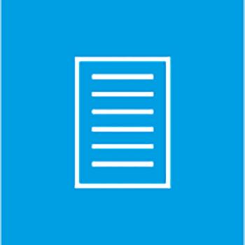 Дизайн буклета на 6 полос