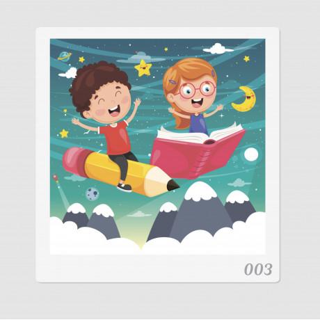 """Иллюстрация """"Детские сны"""""""