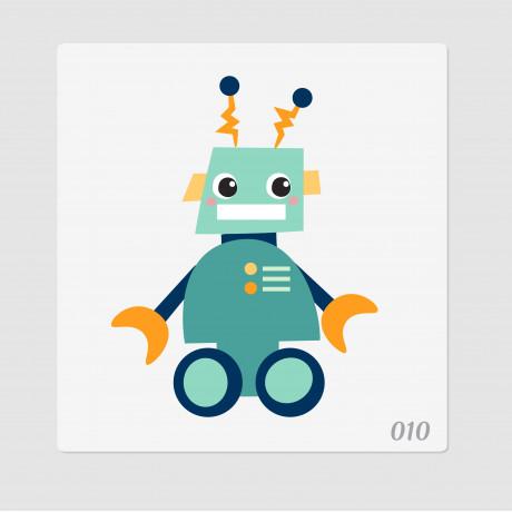 """Иллюстрация """"Робот"""""""