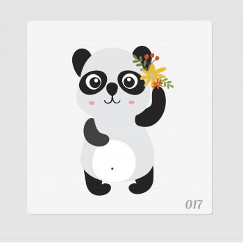 """Иллюстрация """"Панда"""""""