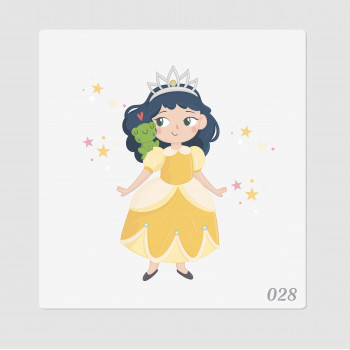 """Иллюстрация """"Принцесса и..."""