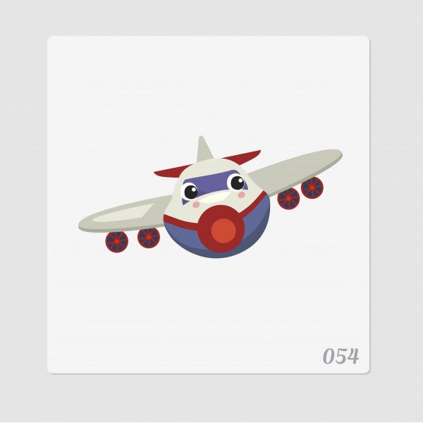 """Иллюстрация """"Самолетик 2"""""""