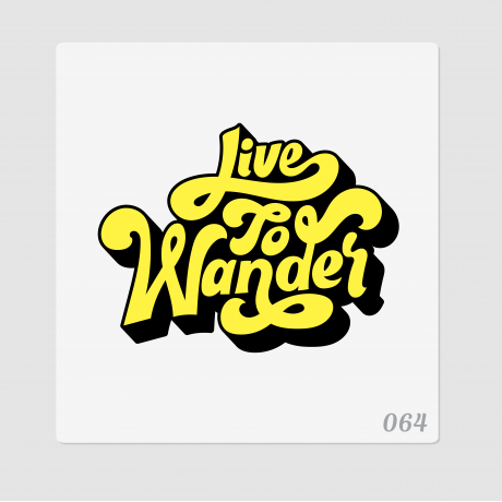 "Иллюстрация ""Live to wonder"""