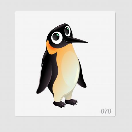 """Иллюстрация """"Пингвин"""""""