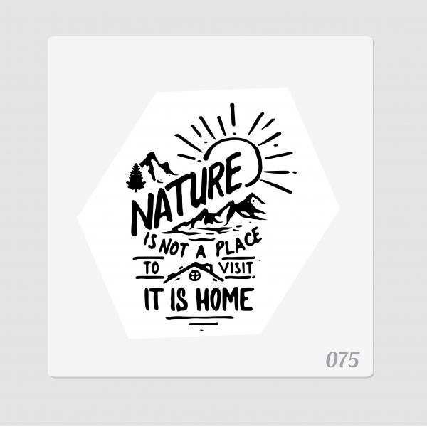 """Иллюстрация """"Nature"""""""