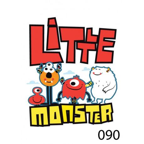"Иллюстрация ""Little monster"""