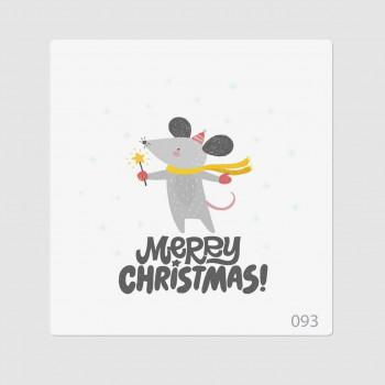 """Иллюстрация """"Merry..."""