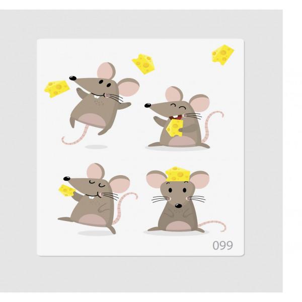 """Иллюстрация """"Мышка"""""""