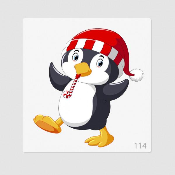 """Иллюстрация """"Пингвиненок"""""""