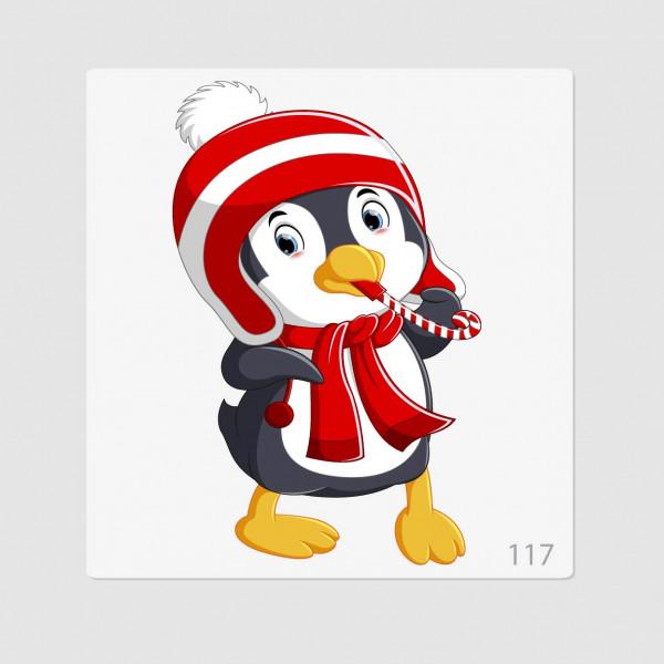 """Иллюстрация """"Пингвиненок 4"""""""