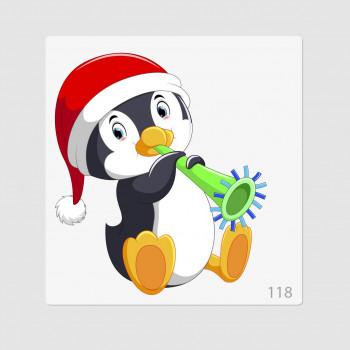 """Иллюстрация """"Пингвиненок 5"""""""