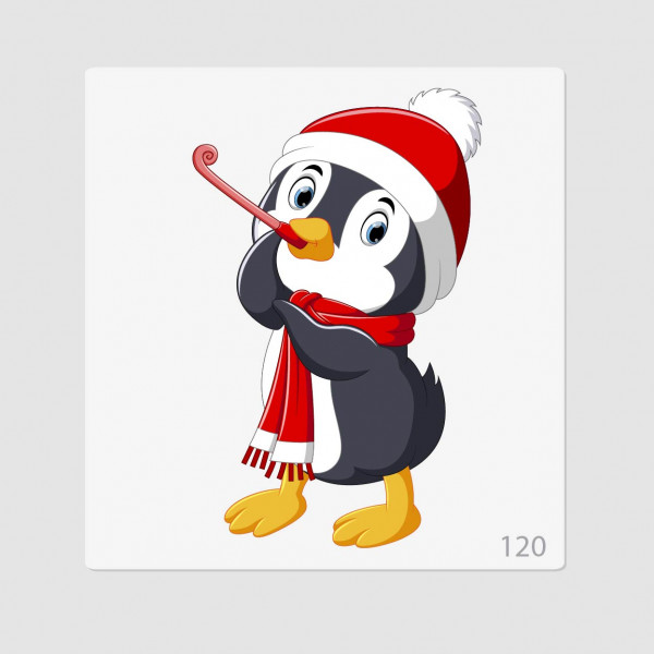 """Иллюстрация """"Пингвиненок 6"""""""