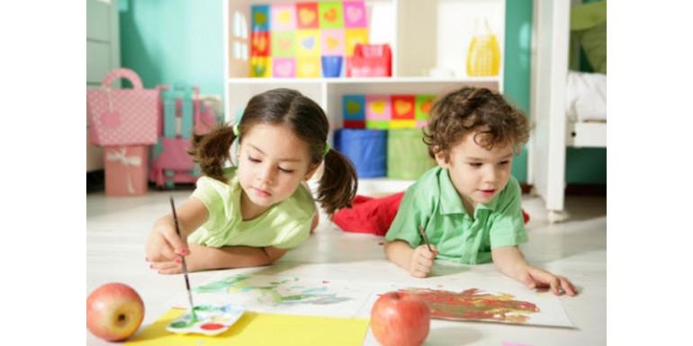 Детские развлечения: что нужно знать о пользе раскрасок?