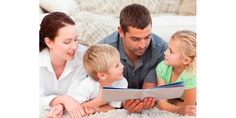 Всё, что нужно знать о воспитании детей с помощью книг