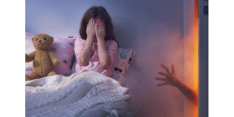 Откуда берутся детские страхи и как с ними справляться?