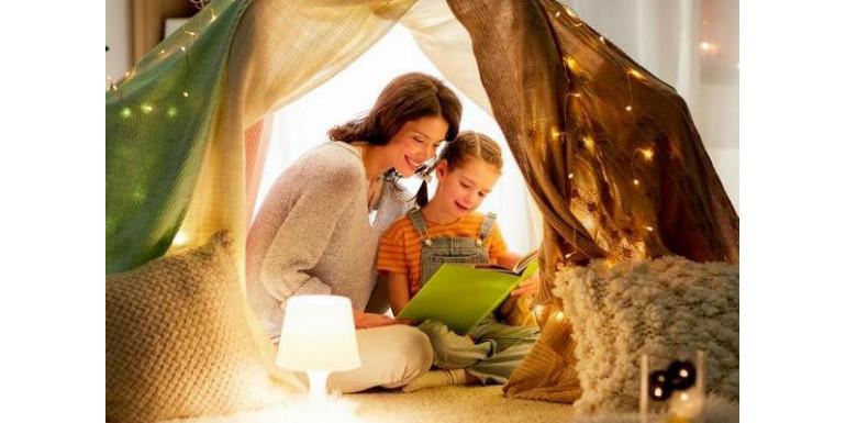 Сказкотерапия: как она действует на детей?